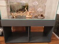 Diy 90cm Aquarium Cabinet Ada Style Uk Aquatic Plant Society